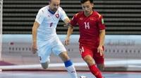 Tin sáng (22/9): Ala của ĐT futsal Việt Nam lọt top 5 sao trẻ World Cup
