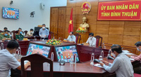 Cách chức nữ bác sĩ Trưởng khoa ở Bình Thuận liên quan chống dịch Covid-19