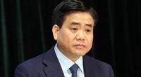 """Truy tố cựu Chủ tịch Nguyễn Đức Chung: Các bị can đã nhờ công ty """"quân xanh"""" để đấu thầu"""