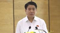 """Lộ email ông chủ Nhật Cường gửi cho cựu Chủ tịch Hà Nội Nguyễn Đức Chung trước """"giờ G"""""""