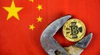 """Trung Quốc tiếp tục tung """"bàn tay sắt"""" mới trấn áp đào tiền mã hóa"""