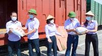 Hội Nông dân Ninh Bình tặng hơn 500 suất quà tới người dân TP HCM và Bình Dương