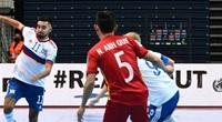 ĐT futsal Việt Nam được CĐV Đông Nam Á nể phục dù thua Nga