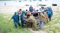 Đà Nẵng: Xét nghiệm SARS-CoV-2 tất cả thuyền viên vào tránh bão số 6