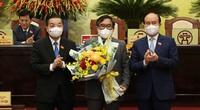 Ông Đỗ Đình Hồng vừa được bầu bổ sung làm ủy viên UBND thành phố Hà Nội