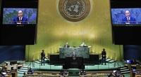 Chủ tịch nước: Cần tạo điều kiện để các nước đang phát triển tham gia chuỗi cung ứng vaccine