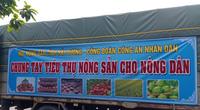 Hải Dương: Hàng chục tấn nông sản được Hội Nông dân tỉnh giúp tiêu thụ vào thị trường Hà Nội