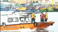 Ảnh hưởng bão số 6, tàu hàng chở 2.000 tấn than bất ngờ đâm va tàu cá, 2 người mất tích