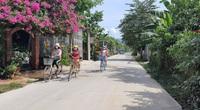 """Quảng Nam: Nhiều giải thưởng hấp dẫn tại cuộc thi """"Vườn - Tường - Đường đẹp"""""""