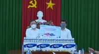 Đồng Nai: Tặng 40.000 chai sữa dinh dưỡng cho bệnh nhân F0