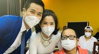 Nghệ sĩ saxophone Trần Mạnh Tuấn phục hồi sau đột quỵ, rơi nước mắt khi gặp đồng nghiệp
