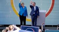 """Châu Âu """"dằn mặt"""" Nga vì sợ điều này trong ngày bầu cử ở Đức"""