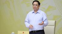 Thủ tướng Phạm Minh Chính: Doanh nghiệp cần chung tay tìm ra giải pháp vừa chống dịch vừa phát triển kinh tế