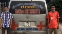 Ký cam kết không dừng đỗ, tài xế xe cứu thương vẫn chở F0 vào tỉnh Gia Lai