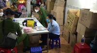 TP.HCM: Phát hiện hơn 90.000 khẩu trang y tế không rõ nguồn gốc