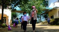 Đắk Nông: Học sinh 5/8 huyện, thành phố được trở lại trường