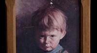 """Vì sao bức tranh """"Cậu bé khóc"""" khiến tất cả mọi vật bị thiêu rụi?"""