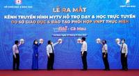 VNPT Cà Mau ra mắt kênh dạy và học trực tuyến trên truyền hình MyTV
