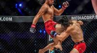 """Võ sĩ MMA Trung Quốc """"chơi bẩn"""" 3 lần, vẫn bị đánh sấp mặt"""