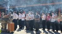 Lễ hội Lam Kinh năm 2021: Không có phần hội, chỉ tổ chức nghi lễ dâng hương truyền thống