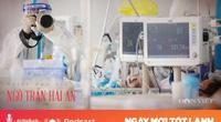 Nghe Podcast: Nhiếp ảnh gia Ngô Trần Hải An kể chuyện tác nghiệp trong phòng điều trị F0 nặng