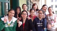 Sinh viên, giảng viên nước ngoài háo hức đón Tết Việt