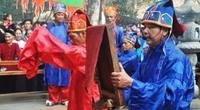 Chùm ảnh Lễ hội rước Cá Thần tại xứ Thanh