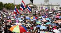 Thái Lan: Nổ bom sát đoàn người biểu tình tại Bangkok