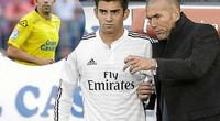 """HLV Zidane tăng vây cánh, """"lấy chỗ"""" cho con trai"""
