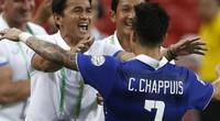 HLV Kiatisak phản ứng bất ngờ khi Thái Lan thảm bại