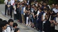 Con gái thành viên thủy thủ đoàn phà Sewol tự sát vì bế tắc