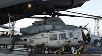 Trực thăng quân sự Mỹ chở 8 người mất tích ở Nepal