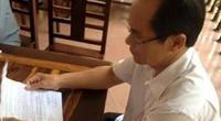 UBND tỉnh Bình Thuận cách chức oan cán bộ?