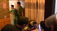 Cuộc mật phục, đột kích động mại dâm ở Thái Bình