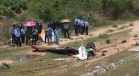 Vụ máy bay rơi: Ngày mai tổ chức lễ tang 2 phi công hy sinh
