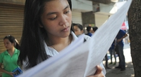 Chấm thi Đại Học - Cao Đẳng năm 2014: Môn toán nhiều điểm 0