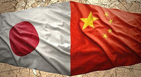 Quan chức ngoại giao cấp cao Trung-Nhật bí mật hội đàm