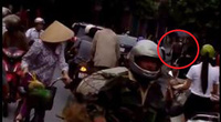 Clip khống chế kẻ cướp súng, chĩa vào công an bóp cò ở Quảng Ninh