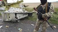 Tìm thấy mảnh vỡ tên lửa tại hiện trường MH17 rơi