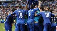 Giá trị cầu thủ Italia tăng chóng mặt sau EURO 2016