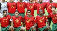 Trước năm 1996, Bồ Đào Nha là nền bóng đá kỳ dị