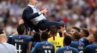 ĐT Pháp và hành trình vô địch World Cup 2018 qua các con số