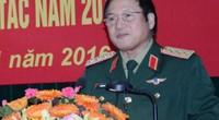 Thượng tướng Phương Minh Hòa bị thi hành kỷ luật cảnh cáo
