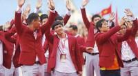 """Xem trực tiếp: Các tuyển thủ Olympic tại lễ vinh danh """"Tự hào Việt Nam"""""""