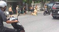 Tiết lộ bất ngờ về thiếu niên lái xe máy tông CSGT ở Hải Phòng