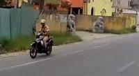 Vụ tông CSGT ở Hải Phòng: Chiến sĩ chạy xe máy phía sau chỉ 'vô tình đi ngang qua'