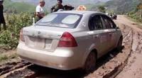 Bắt 3 đối tượng người Trung Quốc nghi giết lái xe, cướp taxi