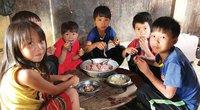 """Chuyện giải phóng """"đôi chân""""ở Háng Đồng"""