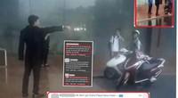 Bảo vệ khách sạn Grand Plaza đuổi người trú mưa gây phẫn nộ, dân mạng nói gì?