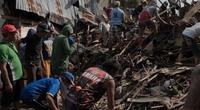 """Số người chết vì siêu bão gấp đôi """"tưởng tượng"""" của Tổng thống Philippines"""
